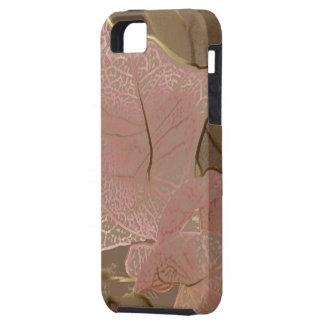 pund-BougainvilleaiPhone 5 täcker Tough iPhone 5 Fodral