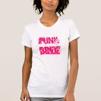 Punk brud t-shirt