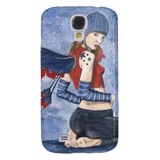 Punk fodral för Speck för iPhone 3G/3GS för fe #5 Galaxy S4 Fodral