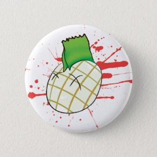 punk huvud standard knapp rund 5.7 cm