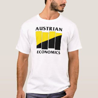 Punk österrikisk nationalekonomi t shirts
