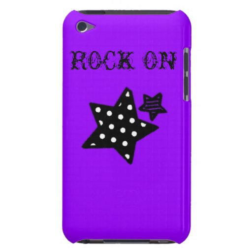 Punk stjärnafodral barely there iPod cases