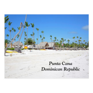 Punta Cana, Dominikanska republiken Vykort