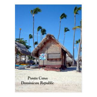 Punta Cana i Dominikanska republiken Vykort