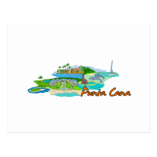 Punta Cana - Mexico.png Vykort