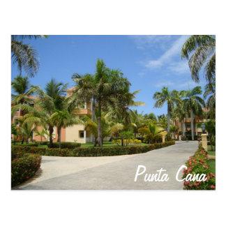Punta Cana vykort