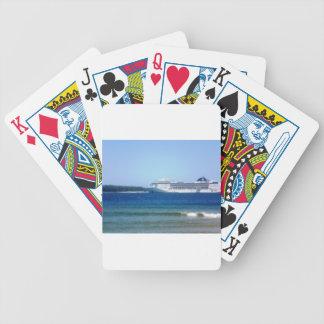 Punta Del Este Kryssa omkring Spelkort