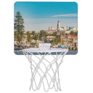 Punta del Este Port, Uruguay Mini-Basketkorg