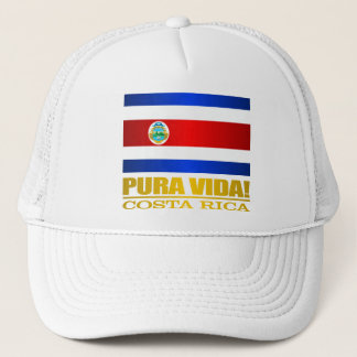 Pura Vida! Costa Rica Truckerkeps