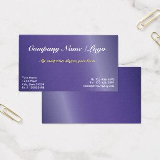Purple2 lutningen 1 sid visitkortmallen visitkort