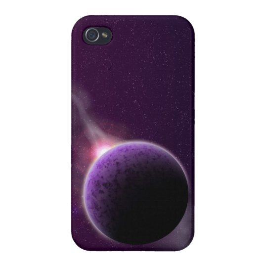 Purple Dream Iphone 4 Case iPhone 4 Hud