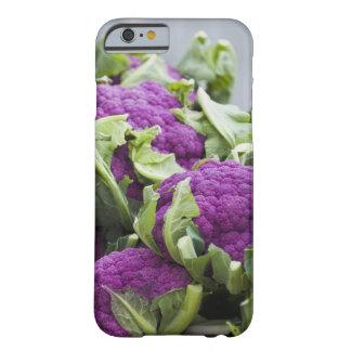 Purpurfärgad blomkål barely there iPhone 6 skal