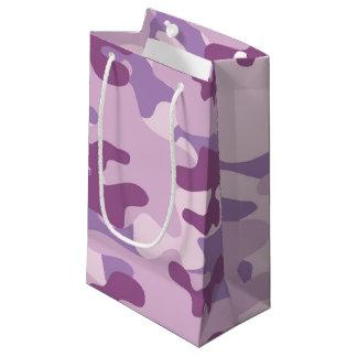 Purpurfärgad Camo design