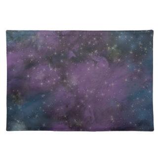 Purpurfärgad galaxNebula Bordstablett
