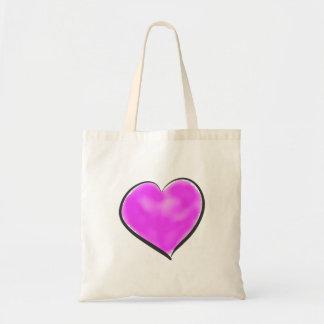 Purpurfärgad hjärta