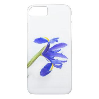 Purpurfärgad Irisblomma