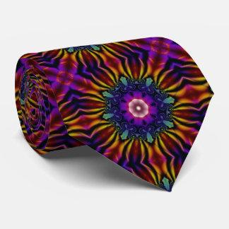 Purpurfärgad Kaleidoscope Slips
