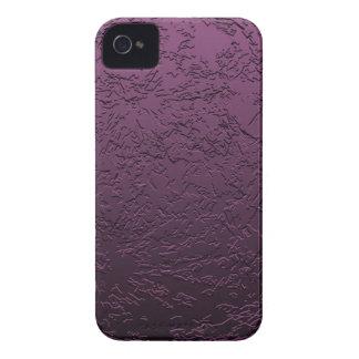 Purpurfärgad måne iPhone 4 fodral