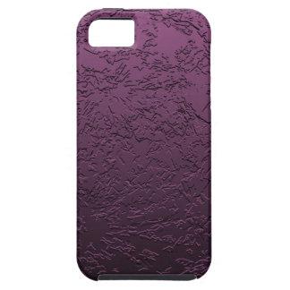 Purpurfärgad måne iPhone 5 fodral
