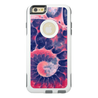 Purpurfärgad Nautilus OtterBox iPhone 6/6s Plus Skal