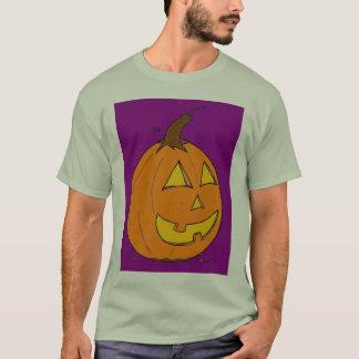 Purpurfärgad vuxen grundläggande T-tröja för T Shirt