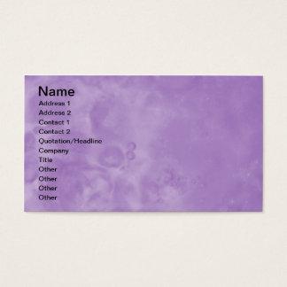 Purpurfärgade dimmiga abstrakt visitkortar 0002 visitkort