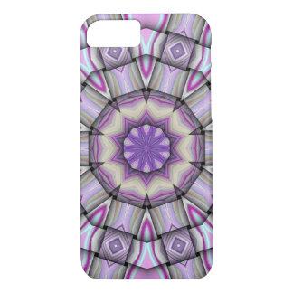 Purpurfärgat fodral för KaleidoscopeiPhone 7