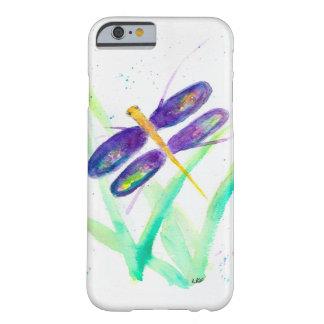 Purpurfärgat fodral för sländaiPhone 6 Barely There iPhone 6 Skal