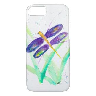 Purpurfärgat fodral för sländaiPhone 7