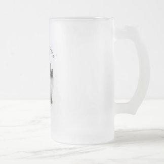 Purrfection Birman Frostat Ölglas