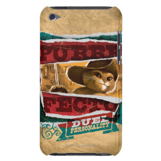 Purrfecto iPod Touch Case-Mate Case