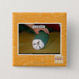 purrito standard kanpp fyrkantig 5.1 cm