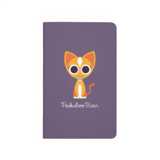 Purrl katten anteckningsbok