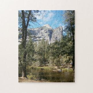 Pussel för Yosemite dalfoto