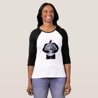Pussyhats förenar världen! t shirts
