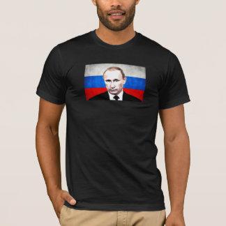 Putin med flagga tee shirts