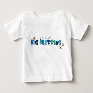 Pys kristen bebist-skjorta för stor välsignelse tee