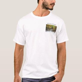 Quantum Reiki logotyp Tee Shirts