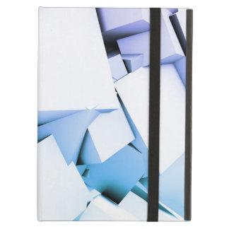 Quantum teknologi som en abstrakt begreppskonst iPad air skydd