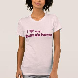 Quarab häst tshirts