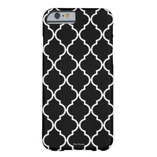 Quatrefoil mönsteriphone case barely there iPhone 6 fodral
