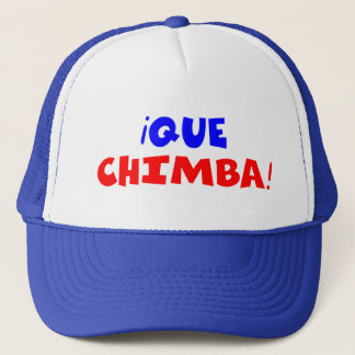 QUE CHIMBA KEPS