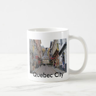 Quebec City gata Kaffemugg
