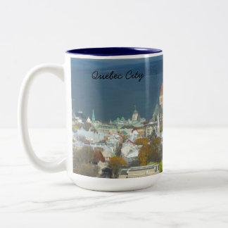 Quebec City mugg