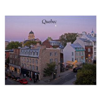 Quebec City vykort