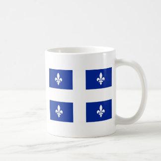 Quebec flagga - Vive le Québec libre Kaffemugg