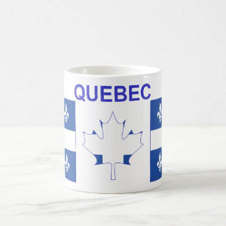 Quebec kaffemugg