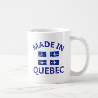 Quebec vapensköld kaffemugg