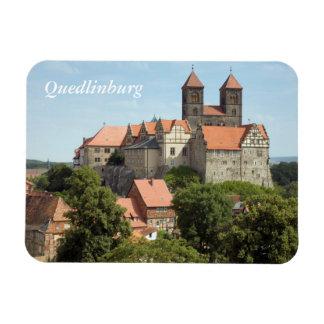 Quedlinburg slott magnet