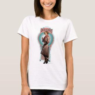 Queenie Goldstein art décopanel T-shirts